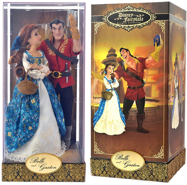 Designer Belle Gaston Beauty And The Beast Disney