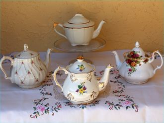 english china teapots - Google Search