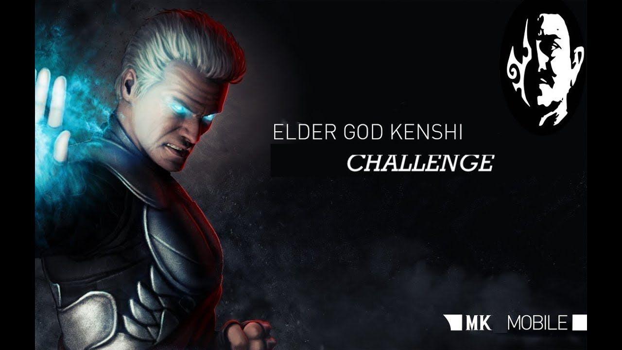Mk Mobile Elder God Kenshi Normal Challenge Gaming