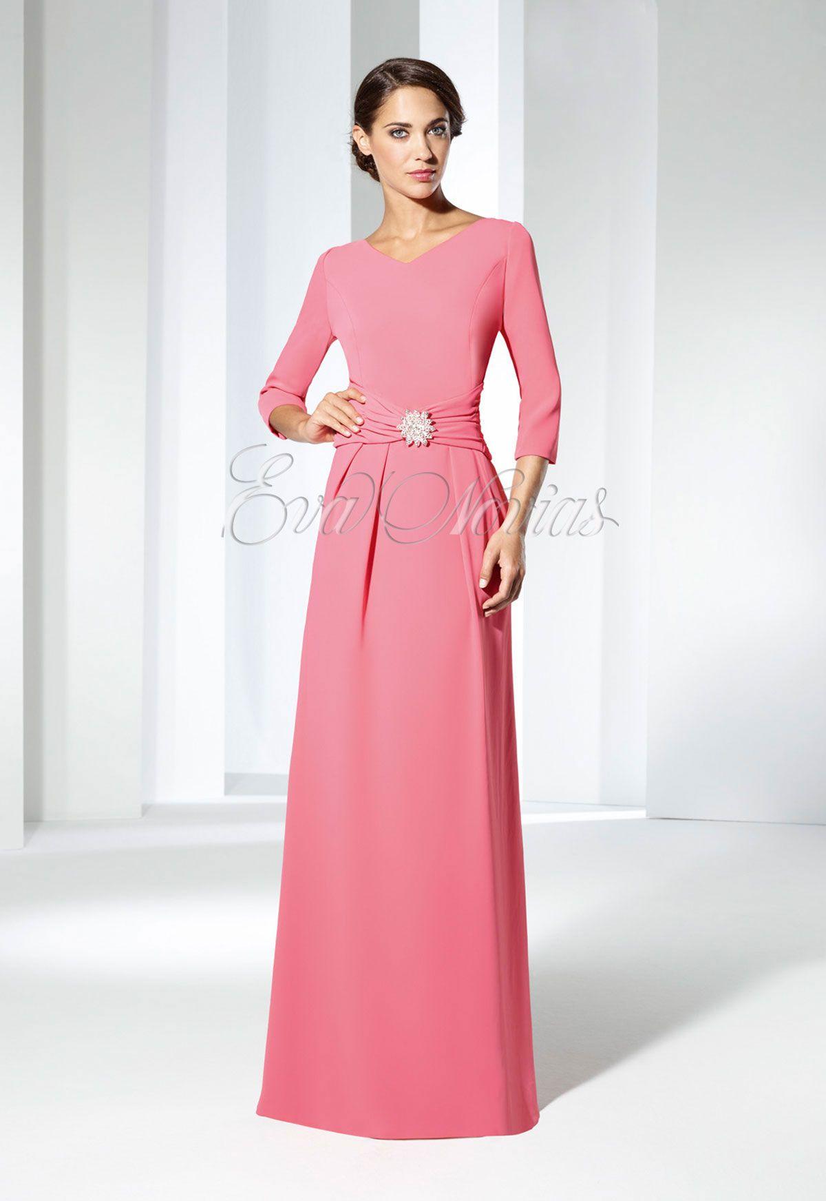 Vestido de fiesta Paloma Camacho 2016 Modelo 2718 en Eva Novias ...