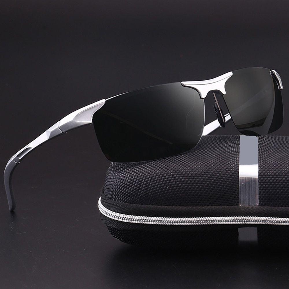 bafac0bda6 Unisex Classic Polarized Sunglasses 90S Sport Eyewear For Women Men Fashion  Trend Sun Glasses For Driving
