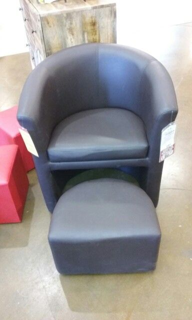 Small Space Chair With Ottoman Out Fits Under Chair Small Chair Chair Chairs For Small Spaces