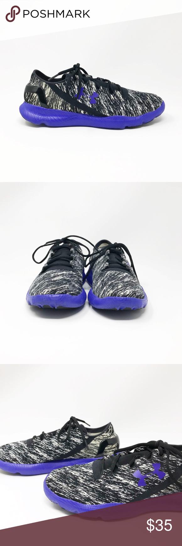 new concept 1483c 242dc Under Armour Speedform Appollo Twist Sneakers 8.5 Under ...