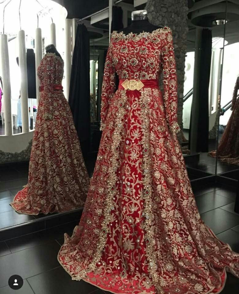 Pin by Maham Attaria on mahi   Pinterest   Marriage dress, Wedding ...