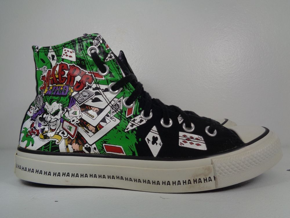 d48311c28a16 Mens Converse Chuck Taylor All Star Athletic shoes size 7 US Joker s Wild   Converse  AthleticSneakers