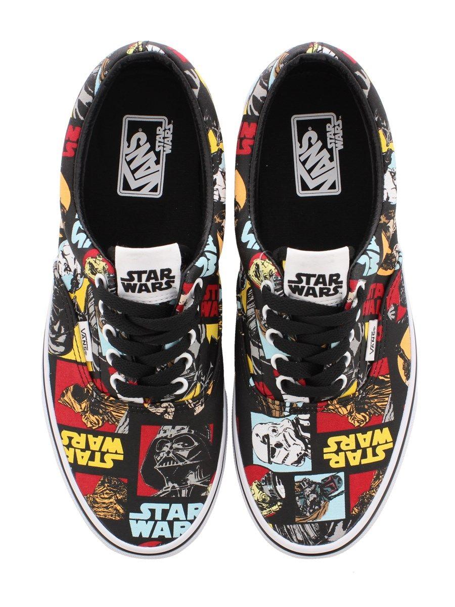 3912f8f556 Vans Star Wars Classic Repeat Trainers  starwarsxvans  starwars  vans