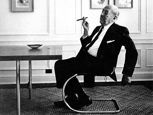 Ludwig Mies van der Rohe, 1964