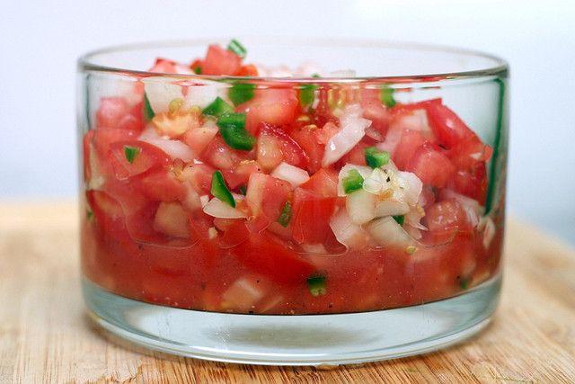salsa fresca by smitten, via Flickr