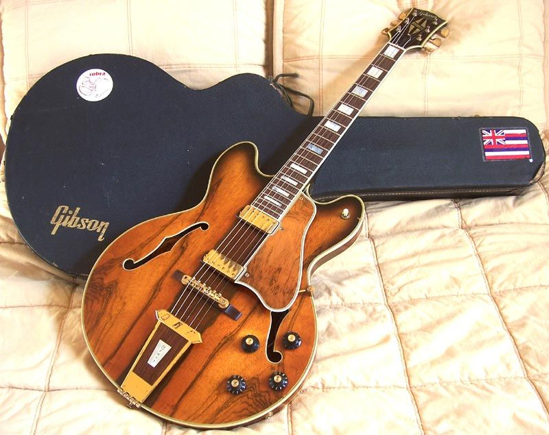 American Rosewood Beauty 1970 Gibson Crest With Images Guitar