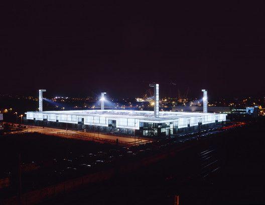Estadio De Futbol De Lasesarre,© Roland Halbe