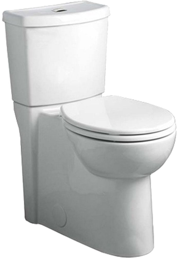 American Standard 2794 204 020 Studio Dual Flush Elongated Toilet