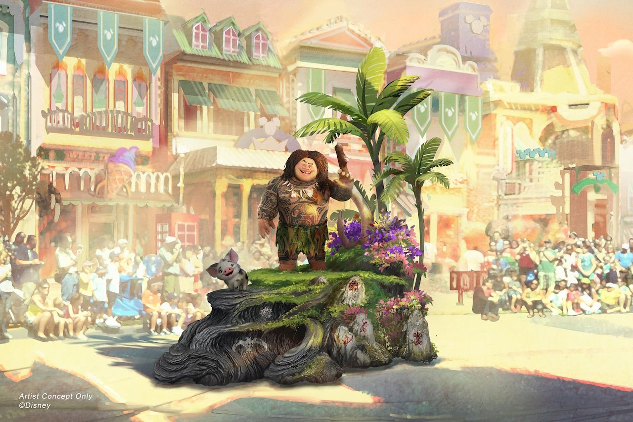 New Magic Happens Parade To Premiere On Feb 28 2020 At