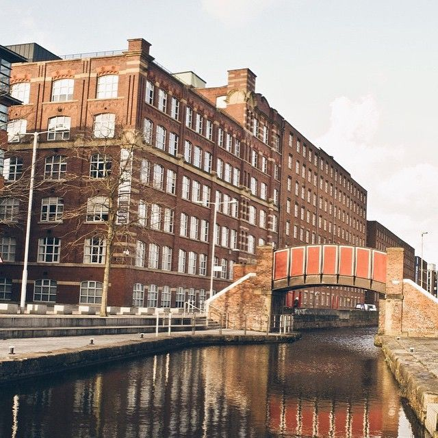A Picture Of One Of Ancoats Many Mills This Photo Originally Appeared On The Wearemcr Instagram Account And Wa Manchester England Outdoors Adventure Salford
