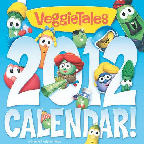 Calendar for me & Ms. Livi.  :)