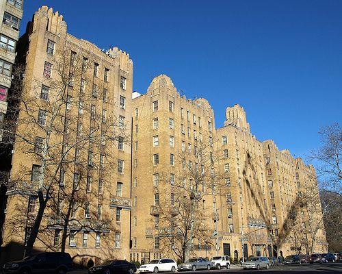 Park Plaza Art Deco Apartments, Highbridge, Bronx, New York City ...