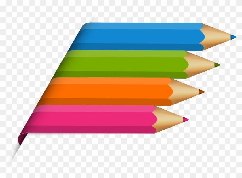Pencil Crayon Animation Color Pencils Animated Png 649507 Pencil Crayon Colored Pencils Cartoon Clip Art