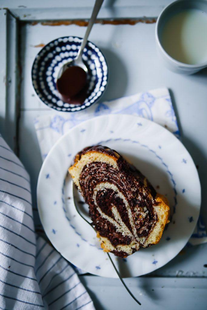 einfaches rezept f r zebrakuchen gugelhupf zebra bundt cake rezept kuchen torten und. Black Bedroom Furniture Sets. Home Design Ideas