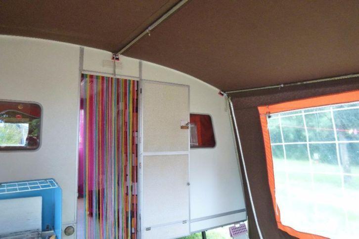 Bevestiging Voortent Rapido Folding Caravan Pinterest