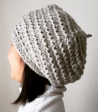 Free Until March 10 2018 Donguri Beret Knitting Pattern Easy Beret