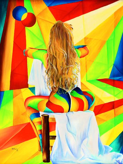 Horizons #oiloncanvas #art