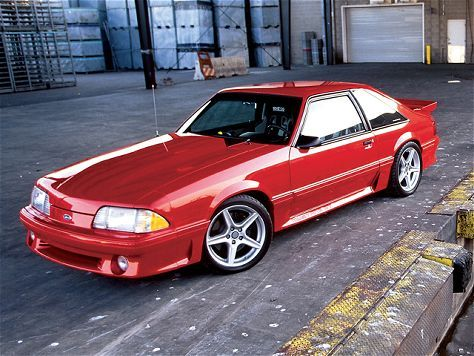 One Day I Will Get My Fox Body 1993 Ford Mustang Gt Ford