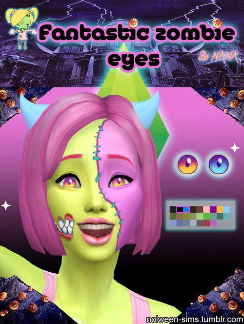 Fantastic zombie eyes by nana at nolween via sims 4 updates sims fantastic zombie eyes by nana at nolween via sims 4 updates lose weightsims ccuart Choice Image