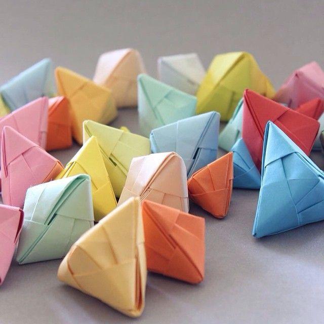 Sonobe Wichtel Ludorn Paper Origami Folding Origami