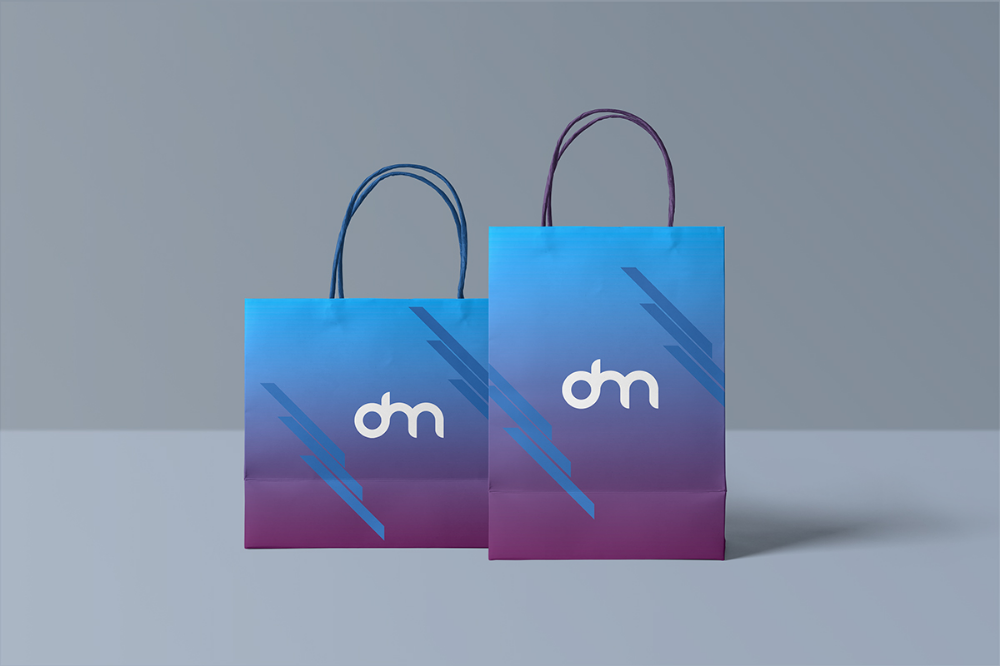 Download Paper Shopping Bag Mockup Template Download Mockup Bag Mockup Paper Shopping Bag Mockup Template