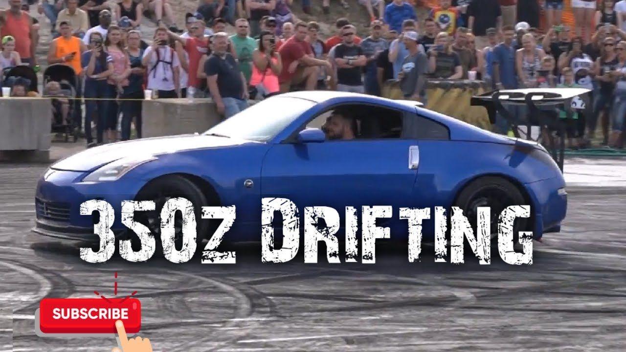 Nissan 350Z Drifting in 2020 Nissan 350z, Nissan, Drifting