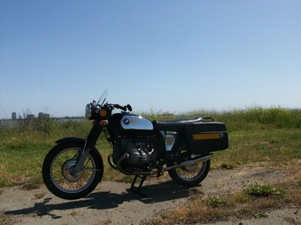 Of Course Theres A 1973 Toaster Tank R60 5 BMW For Sale On Craigslist Right