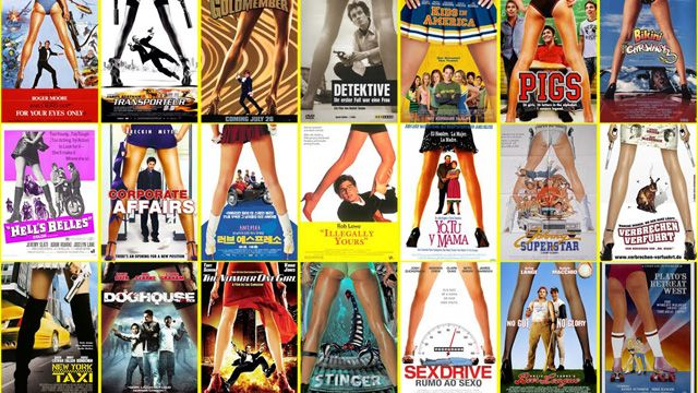 Have You Ever Noticed That All Movie Posters Look The Same With