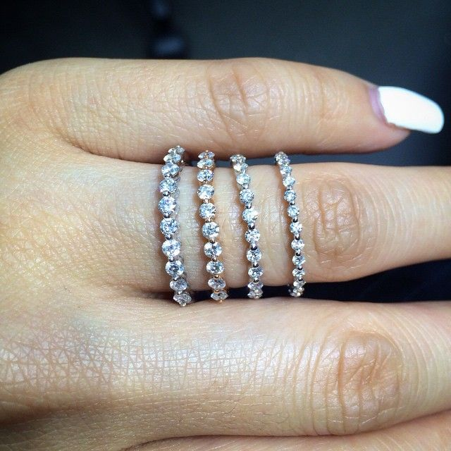Our Fave Scallop Bands love jewelry wedding weddingband
