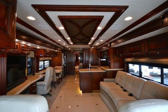 10 Most Expensive Luxury Motorhomes In The World