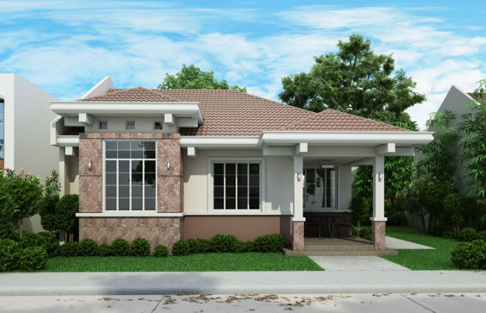 40 Small House Images Designs With Free Floor Plans Lay Out And Estimated Cost Simple House Design House Design Photos Porch House Plans