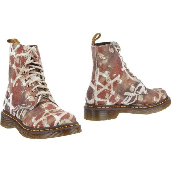 bcae1e949e215 Dr. Martens Ankle Boots ( 176) ❤ liked on Polyvore featuring shoes ...