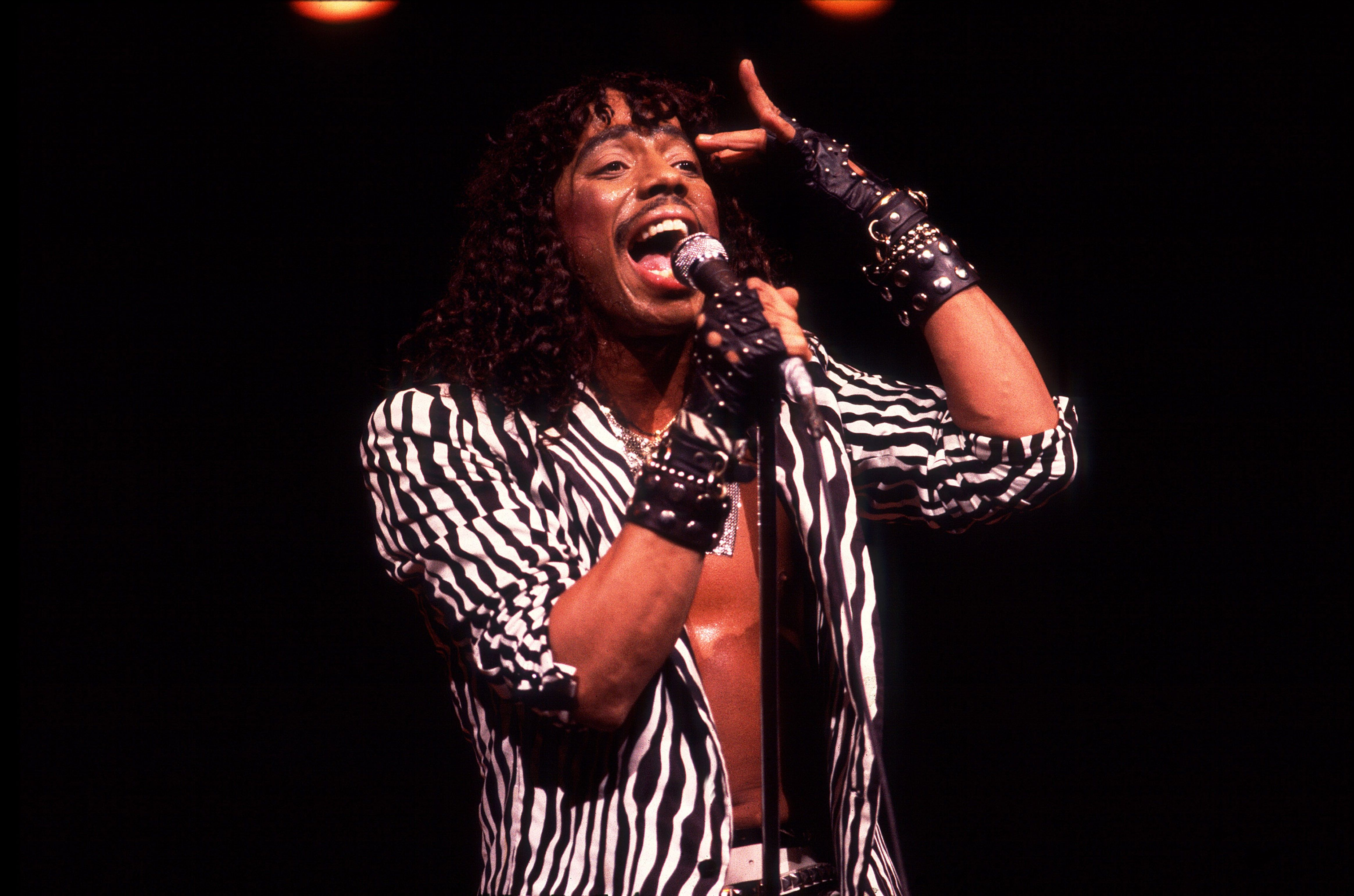 Born February 1 (With images) Rick james, Rick james