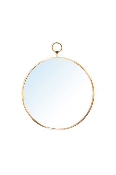 Copper patina mirror http://www.hollys-house.com/collections/new-in/products/copper-patina-mirror