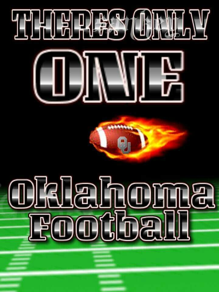 OU Sooners Football #BoomerSooner