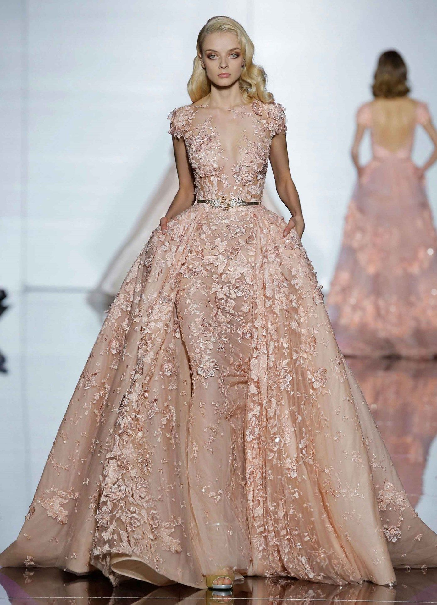Murad couture spring 2015 have a ball ball gowns for Cheap haute couture