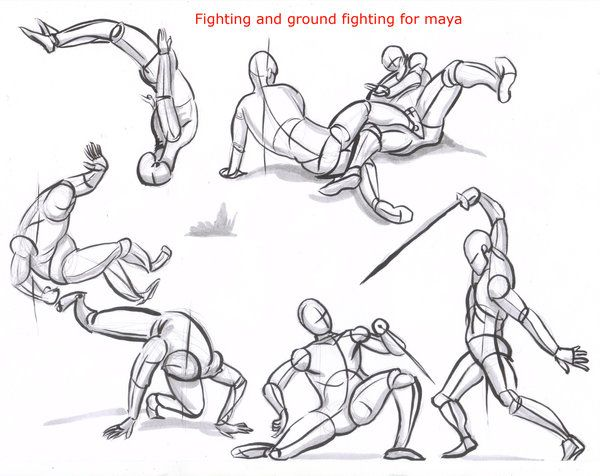 fencing poses for maya_04 by AlexBaxtheDarkSide.deviantart ...