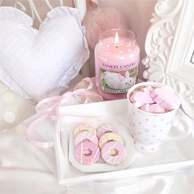 I Really Love Cute Things Cute Pink Girly Things Pink Aesthetic