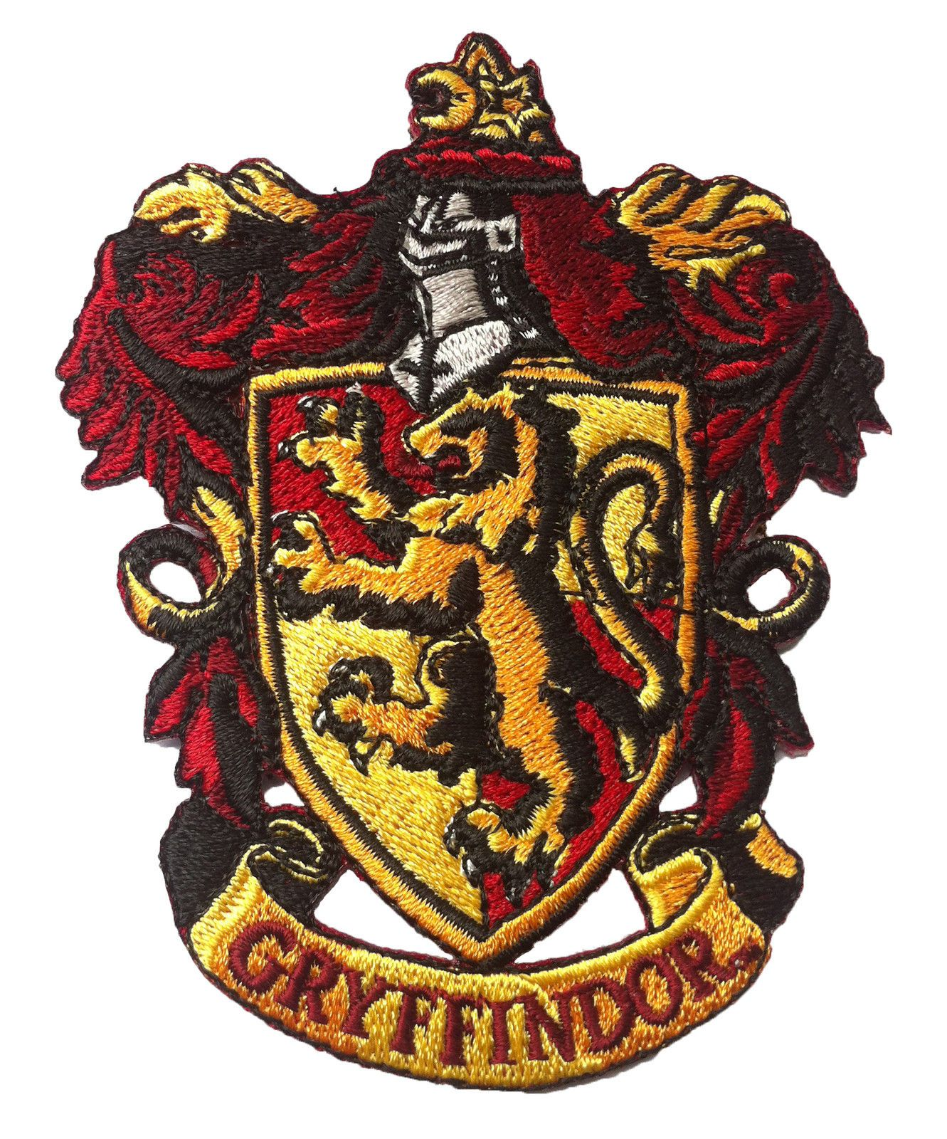 how to draw the gryffindor symbol