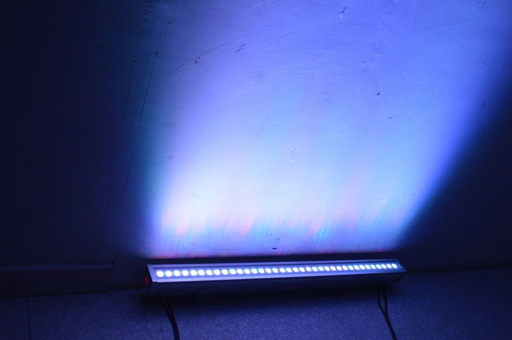 Outdoor Led Wall Wash Light Rgb 3in1 Wash Led Bar Lights Architectural Lighting Aobolighting Wall Wash Lighting Waterproof Led Led Light Bars