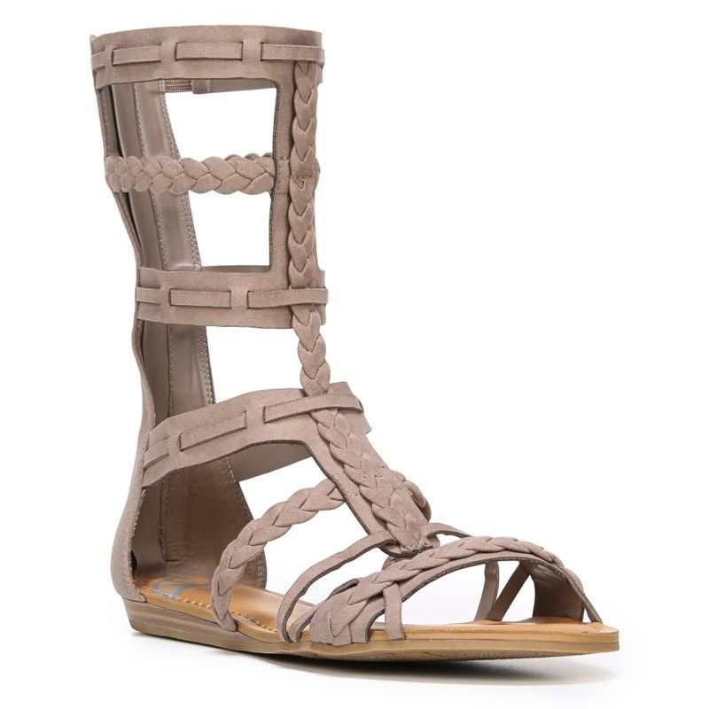 Fergalicious Women's Zaille Gladiator Sandals (Doe)
