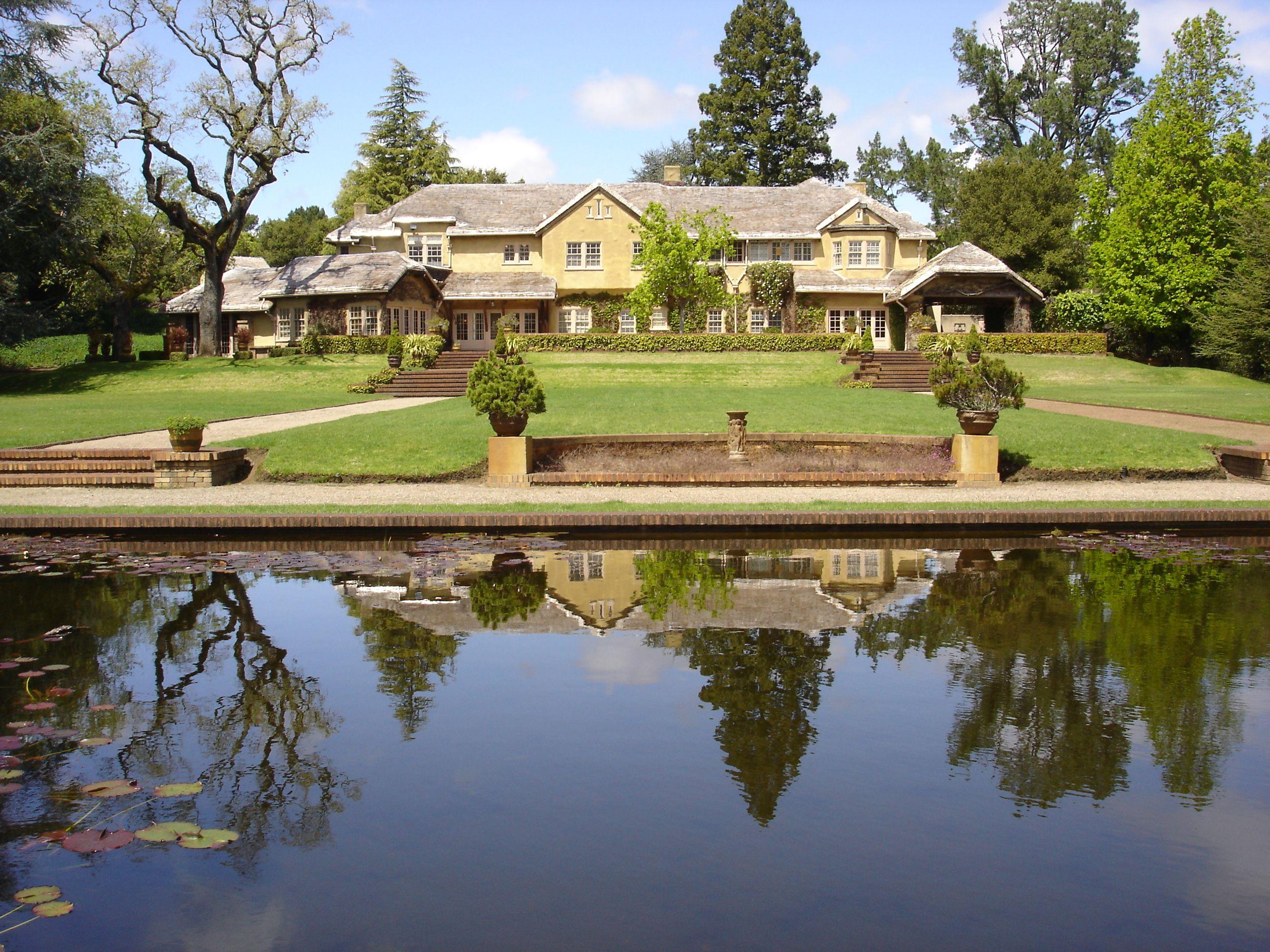 House of green gables melbourne fl - Green Gables Greene Greene S Fleishhacker Estate Woodside California