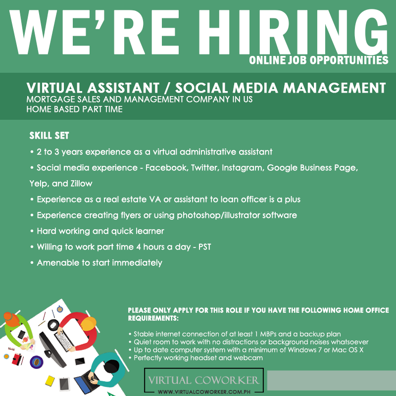 Pin on Online Job Opportunities