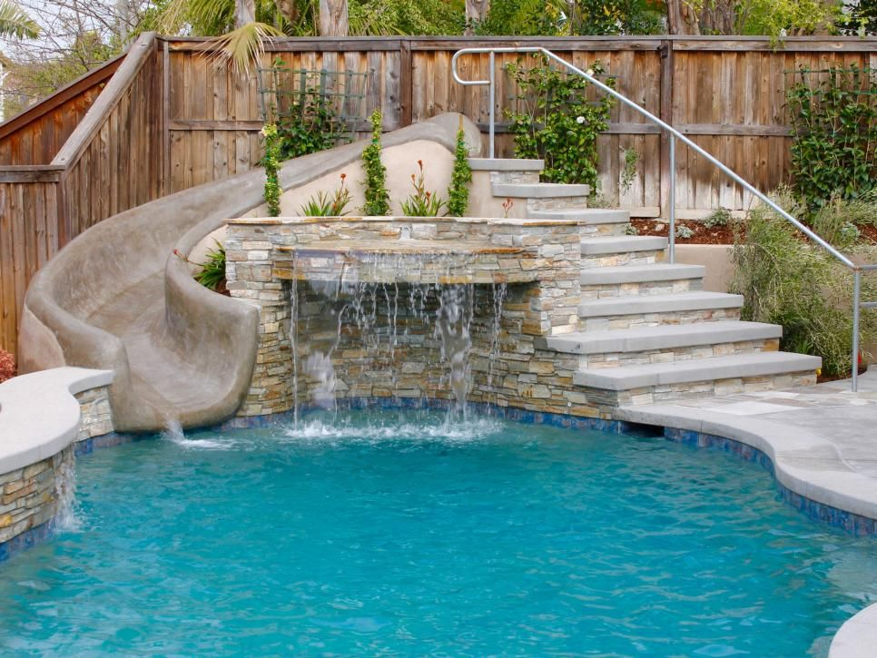 7 Unbelievable Backyards You Wish You Had : Pool Kings ...