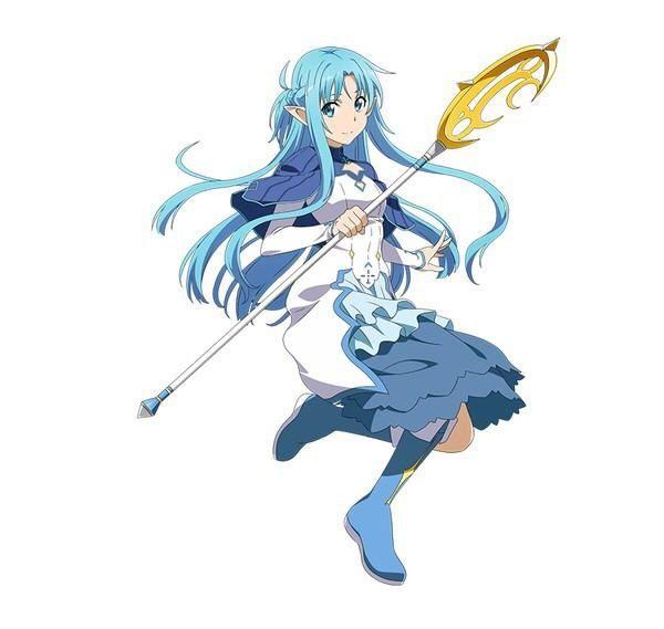 Sword Art Online - ALO healer Asuna
