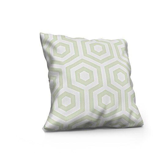Geometric pillow cover geometric cushion cover scandinavian cushion scandi? feather the nest ...