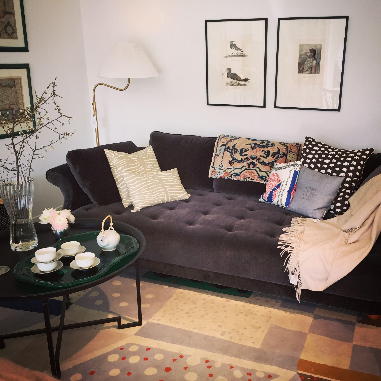 ikea,söderhamn,h home,renfäll,day home,soffa,vardagsrum ...